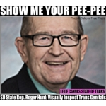 Rep Roger Hunt transphobia