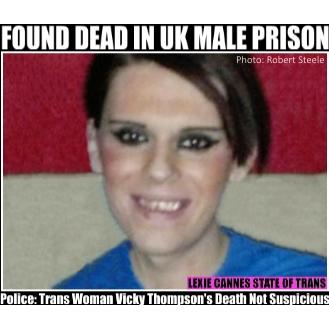 vicky thompson uk trans