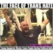 donald trump trans hate