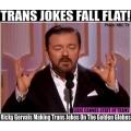 ricky gervais trans