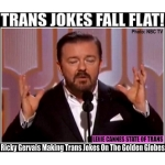 ricky gervais trans