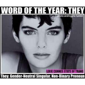 word of the year they