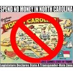 North Carolina hate trans