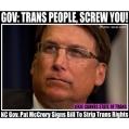 pat mcrory trans