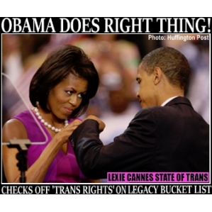 obama trans rights