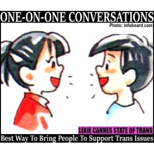 one on one trans