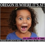 oregon schools transgender